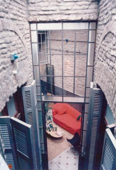 Clara Ibarguren - 1990 - Inauguración de la primera fábrica